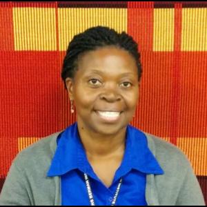 Photograph of Dr Janet Nakigudde