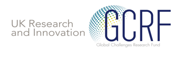 UKRI - Global Challenges Research Fund logo