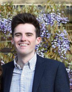 Photograph of Geoffrey Mawdsley